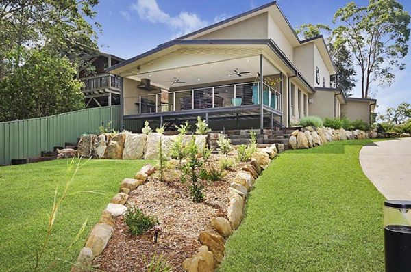 home builder in the Blue Mountains