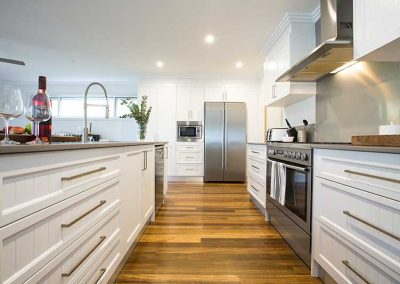 Galley Kitchen Woodford Homes