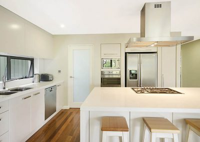 Island Kitchen Woodford Homes