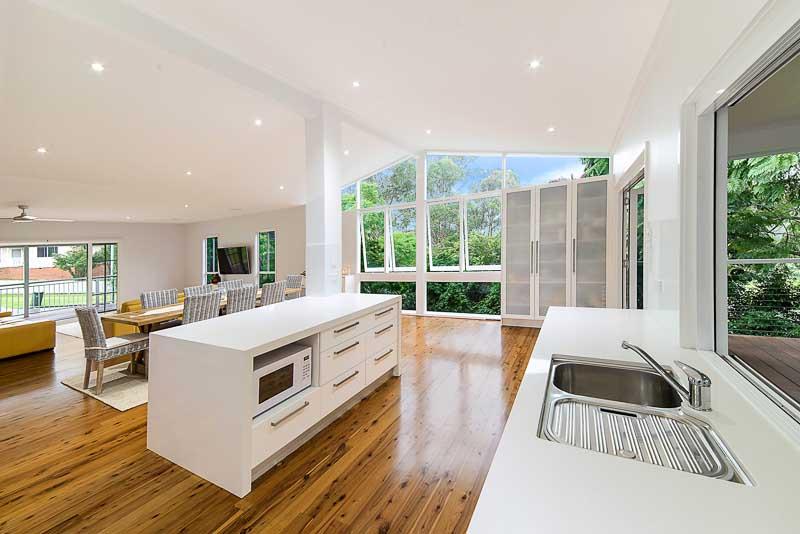 Kitchen Family Glenbrook Woodford Homes