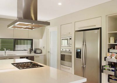 Modern new Kitchen Woodford Homes