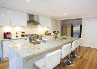 New Kitchen Design Woodford Homes