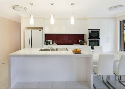 New eat in Kitchen Springwood Woodford Homes