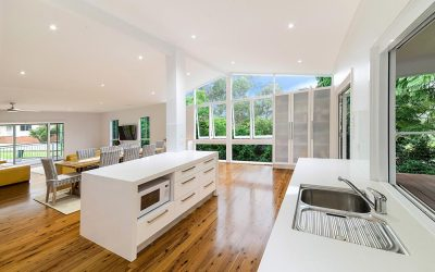Five Reasons Why An Energy Efficient Home or Extension is a Really Smart Investment