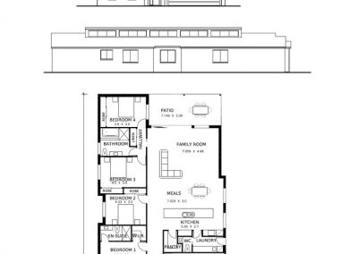 Woodford Homes designs